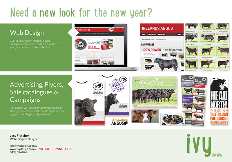 Need a new look? -  Ivy Design