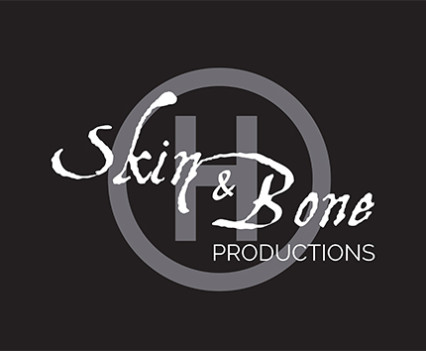LOGO Skin & Bone Logo - reversed