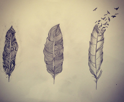 IVY concepts - hand drawn