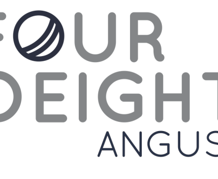 FourOeight Angus Logo - stacked