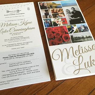 Kyne – Wedding invitations