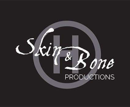 LOGO Skin & Bone Logo - reversed