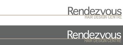 Rendezvous Hair Design Centre - Branding