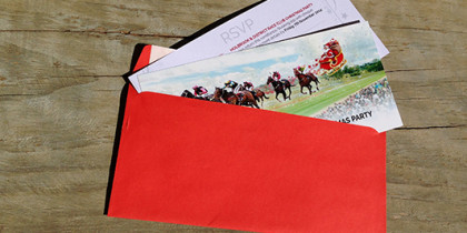 Holbrook & District Race Club – Christmas Invite