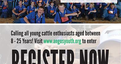 Angus Youth Roundup Sponsorship – Advertising