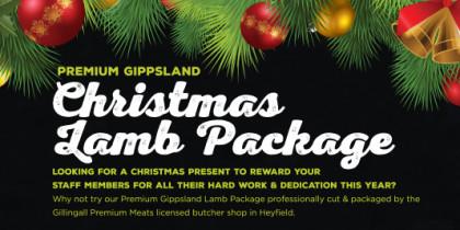 Wattle Valley Lamb – Christmas Promotion